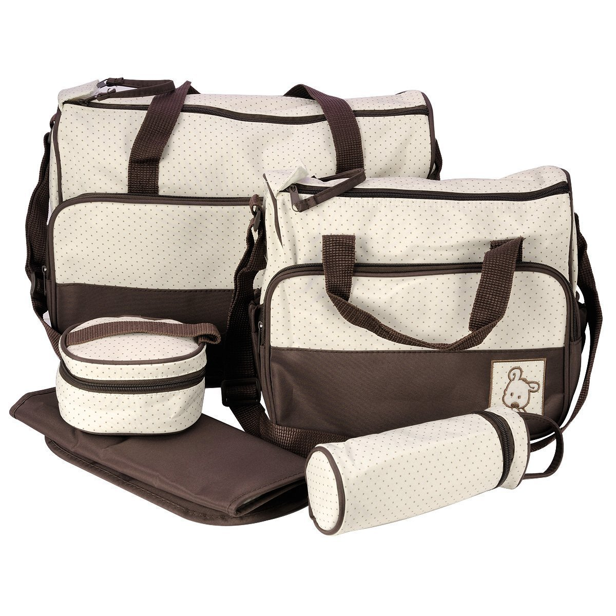Set 5 kits Bolsa de Mama Para Bebe