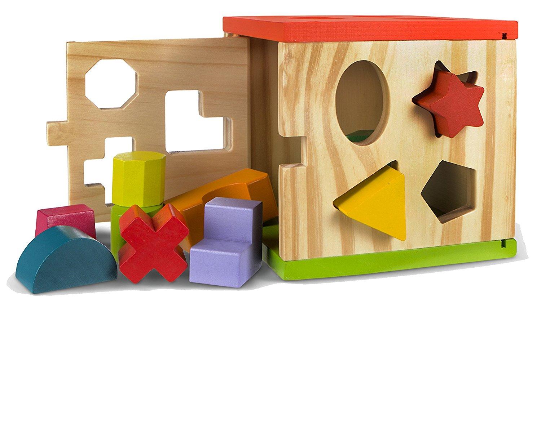 ColorBaby Caja de madera