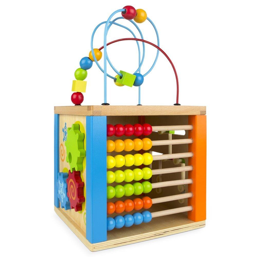 ColorBaby Centro de actividades de madera